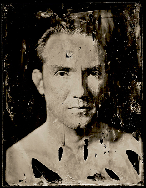 Parker: Ambrotype 1